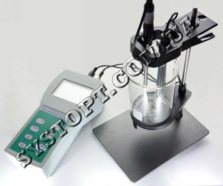 рН-метр: призначення та принцип роботи