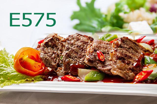 Харчова добавка Е575 Глюконо-Дельта Лактон. Де застосовується?
